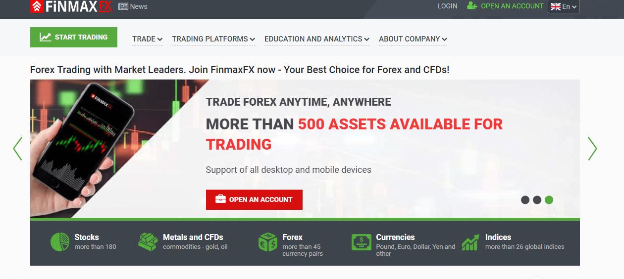 Finmaxfx.com scam reviews