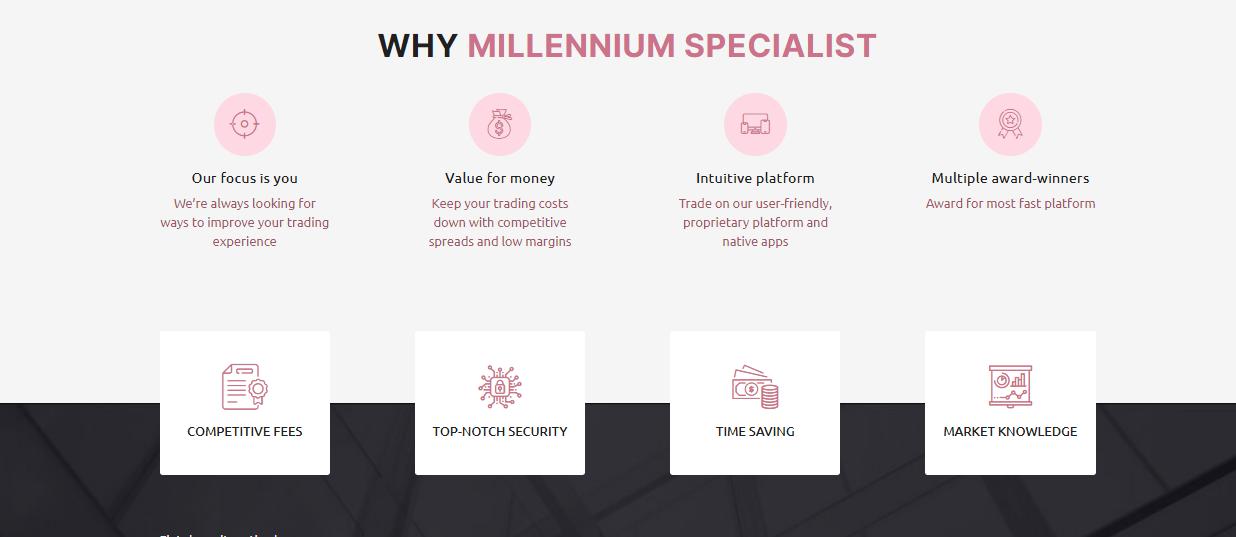 Millennium Specialist review